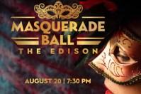 Masquerade Ball Returns to The Edison in Disney Springs 10