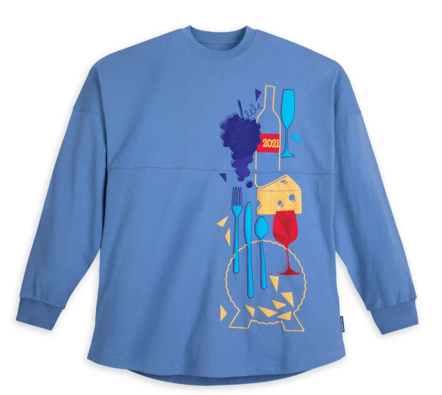 First look at the Epcot International Food & Wine Festival Merch for 2021 2