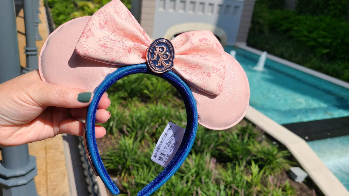 Super Cute Disney Loungefly Riviera Resort Minnie Ears by Loungefly Spotted