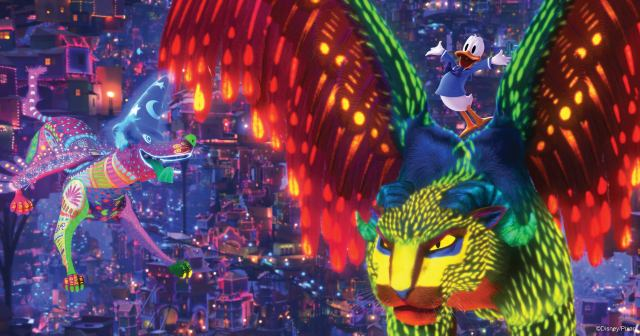 Pixar's Coco coming to Mickey's PhilharMagic! 2
