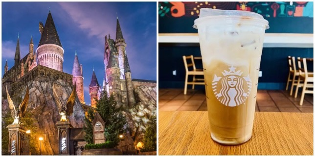This Butterbeer Cold Brew Will Make You Feel Like A True Wizard Or Witch!