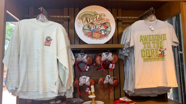 First look at the Epcot International Food & Wine Festival Merch for 2021 17