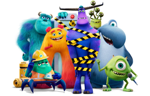 Security Footage from Monsters, Inc. Gives Us a Closer Look at the Characters of 'Monsters at Work' 1