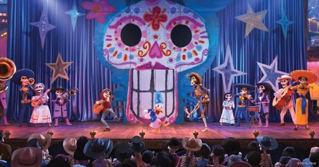 Pixar's Coco coming to Mickey's PhilharMagic! 1