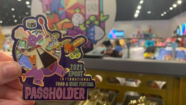 First look at the Epcot International Food & Wine Festival Merch for 2021 28