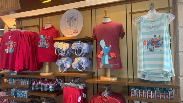 First look at the Epcot International Food & Wine Festival Merch for 2021 20