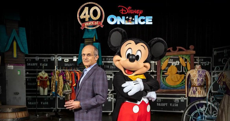 'Disney on Ice' Celebrates 40 Years of Thrilling Entertainment