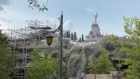 Beauty and the beast castle refurbishment