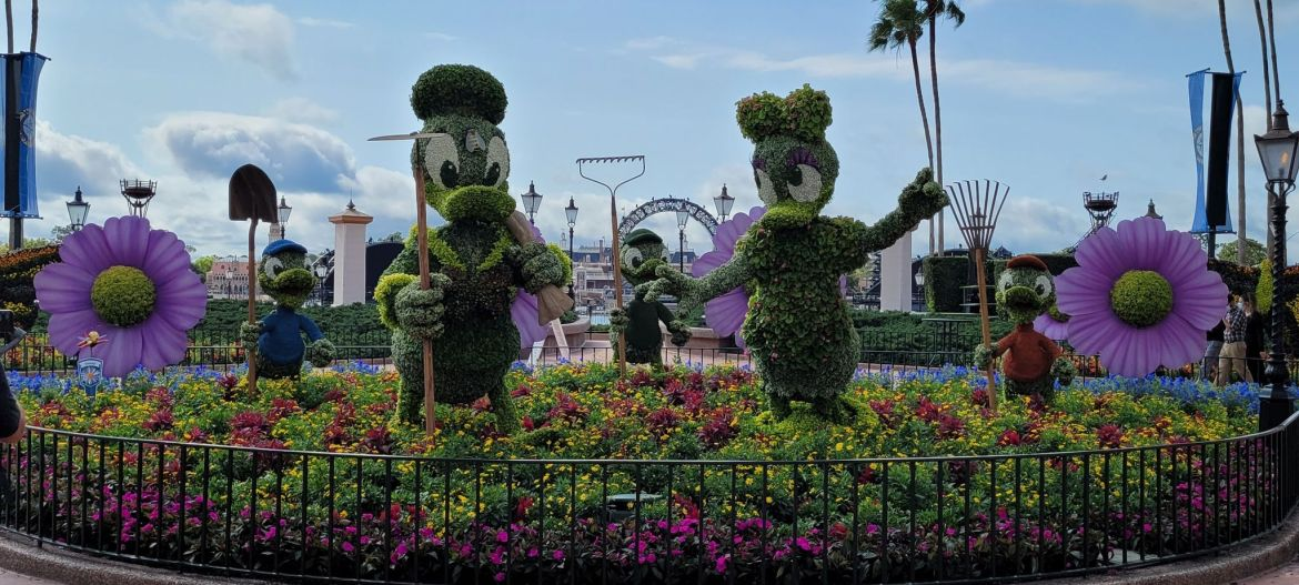 Disney World is looking for Gardeners to join their team