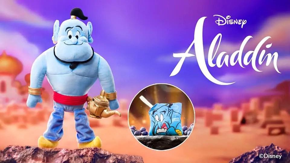 Disney Genie Scentsy Buddy and Disney Aladdin: Three Wishes fragrance coming soon!