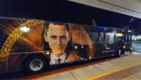 New Loki Bus spotted at Walt Disney World 8