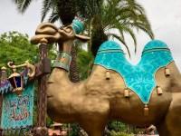 Magic Kingdom's Spitting Camel received a new paint job 11