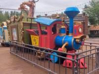 Casey Jr Splash Area now open in the Magic Kingdom 14