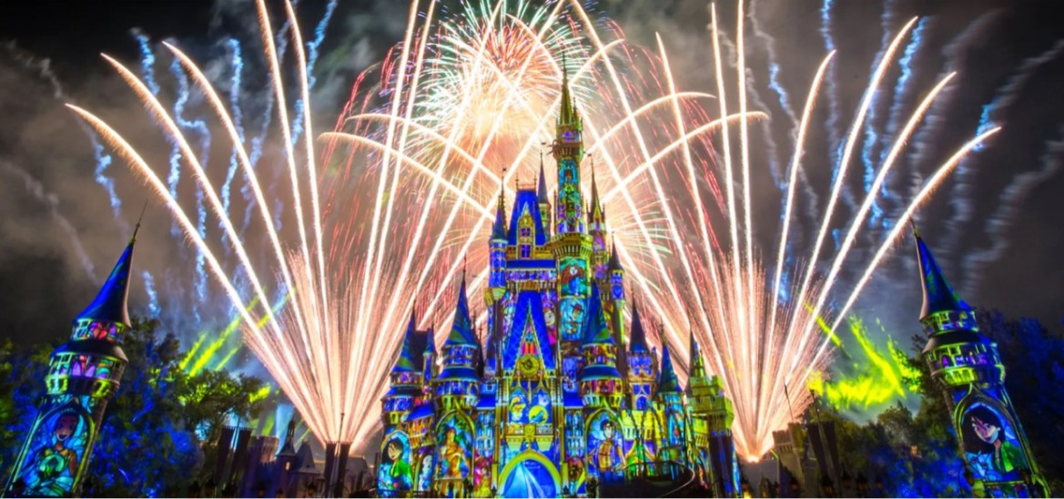 Disney changing Show Times for Happily Ever After and Epcot Forever in August