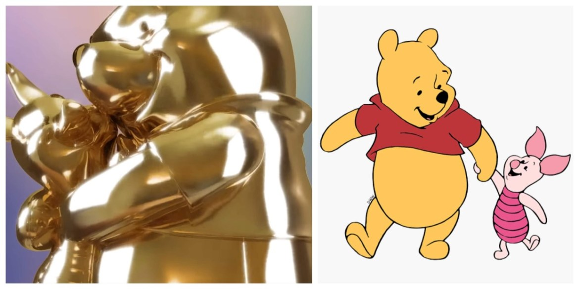 Pooh and Piglet Unveiled as next Disney Fab 50 Character Collection Members