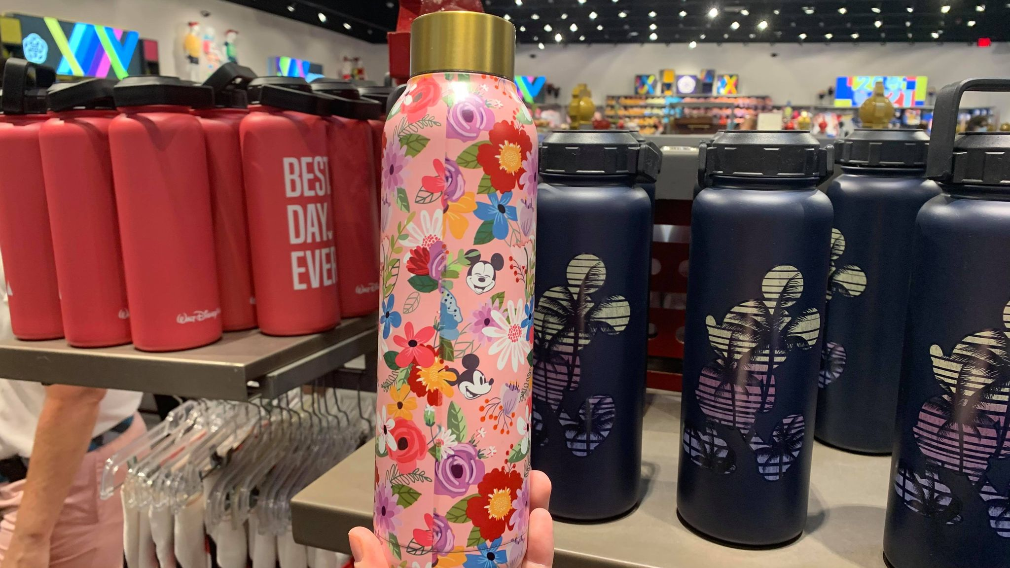 Super Cute 'You Had Me at Walt Disney World' Water Bottle Spotted at Disney World 2