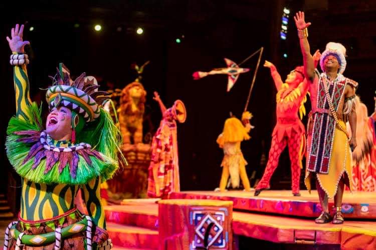 More performances of Festival of the Lion King coming later this month