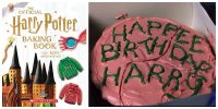 Bake your way though Hogwarts with this New Harry Potter Baking Cookbook 2