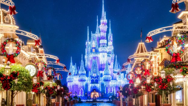 It's the most magical time of the year! Disney's parks Halfway to the Holidays announcement coming Tomorrow