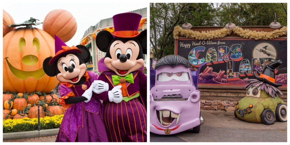 Halloween Time Returns to Disneyland from Sept. 3rd – Oct. 31st, 2021!
