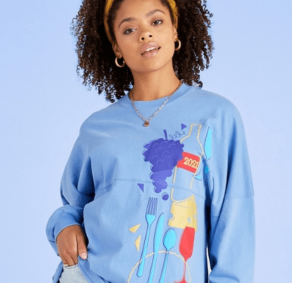 2021 Epcot Food And Wine Festival Spirit Jersey Revealed