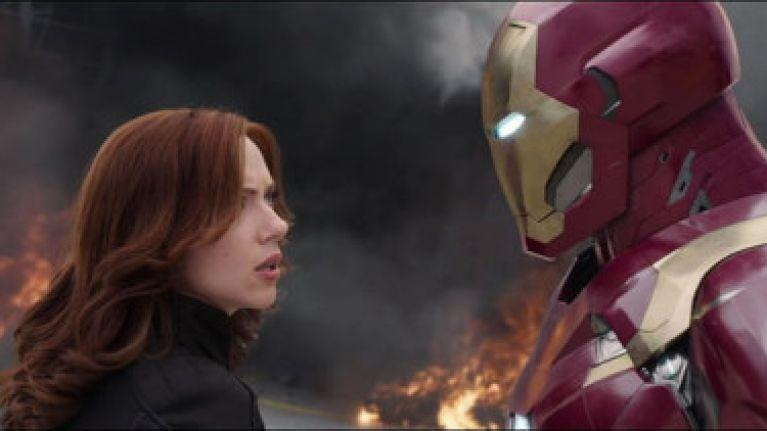 Iron Man Almost Made a Cameo in the New Black Widow Film