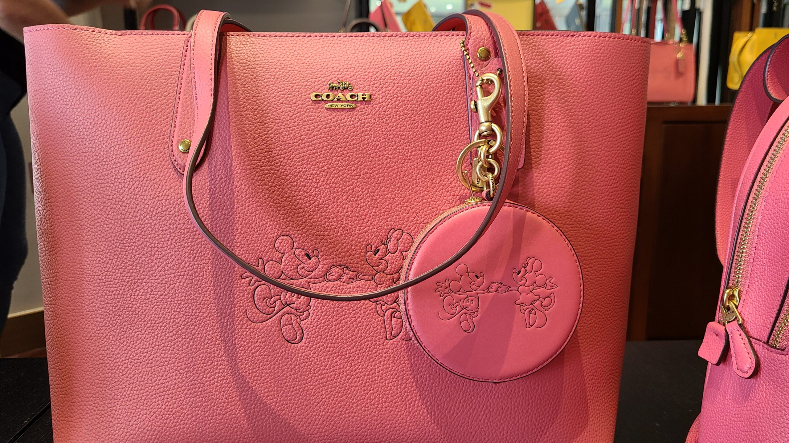 New Mickey & Minnie Coach Collection spotted at Disney Springs 6