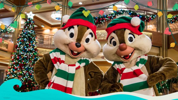 Very Merrytime Cruises returning to Disney Cruise Line in 2021! 2