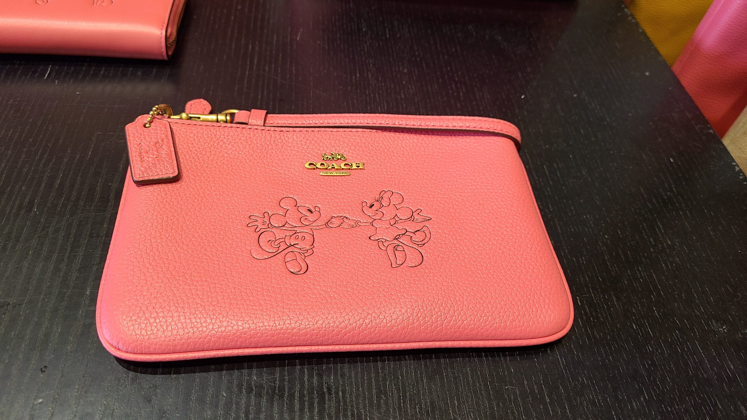 New Mickey & Minnie Coach Collection spotted at Disney Springs 7