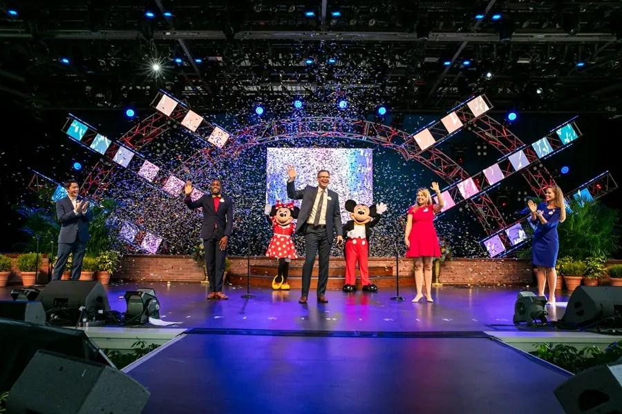 Meet the 2022-2023 Walt Disney World Ambassadors