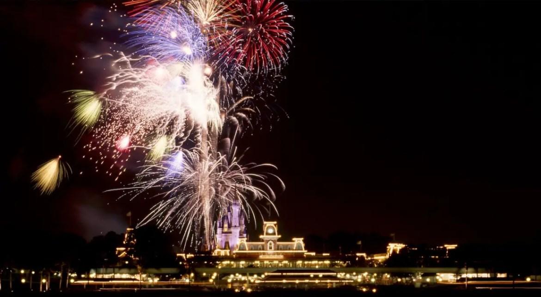 Fireworks Cruises have returned to Walt Disney World