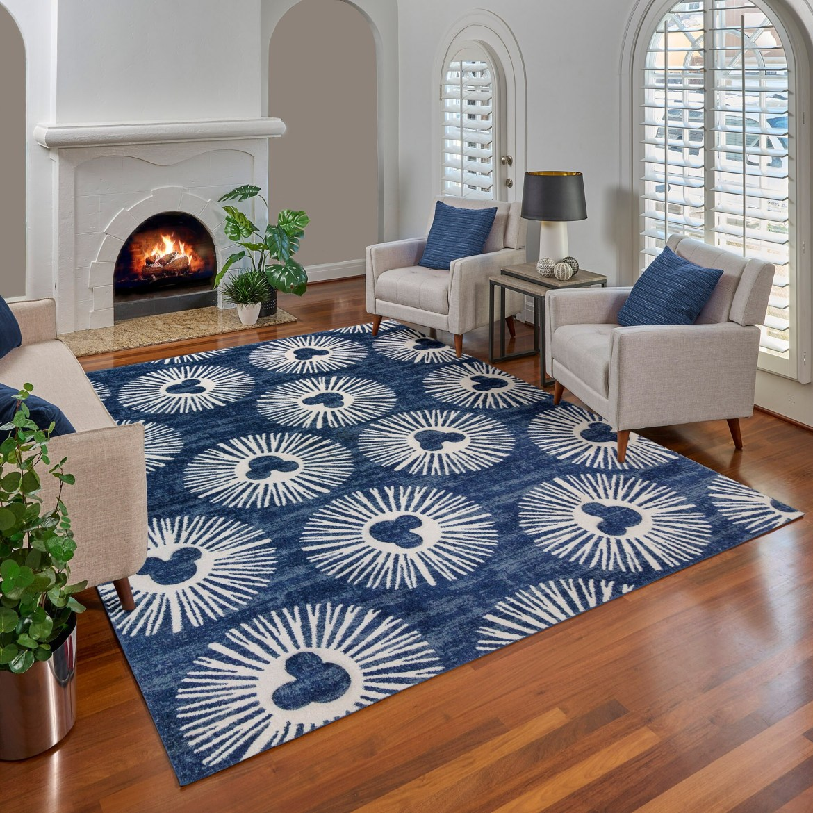Bright New Mickey Rugs Now At Costco