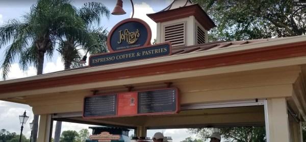 Joffrey's Coffee Cart