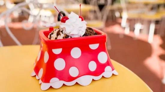 Disney slims down Plaza Ice Cream Parlor Menu
