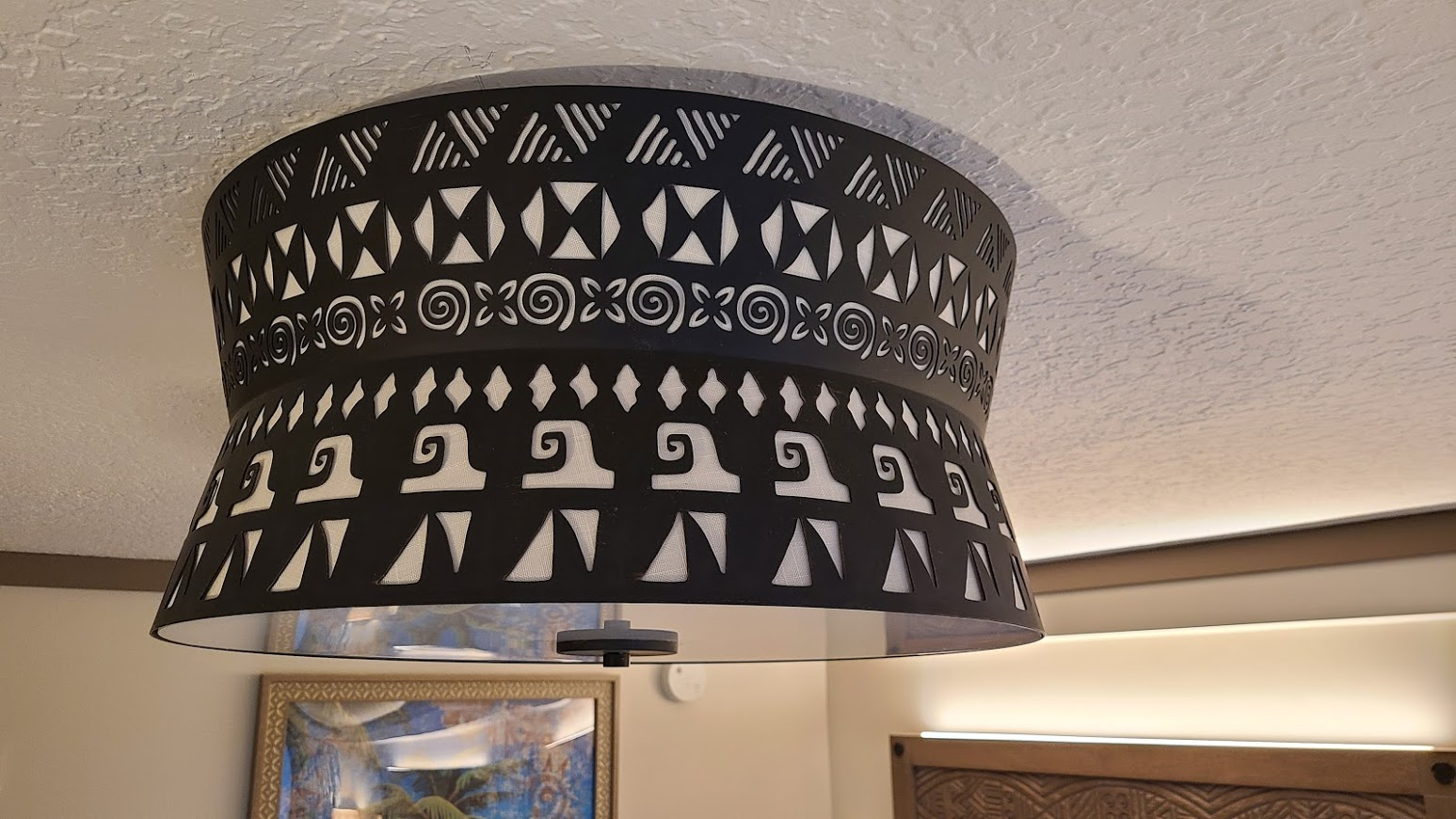 Take a tour of the new Moana Themed Rooms at Disney's Polynesian Resort 13