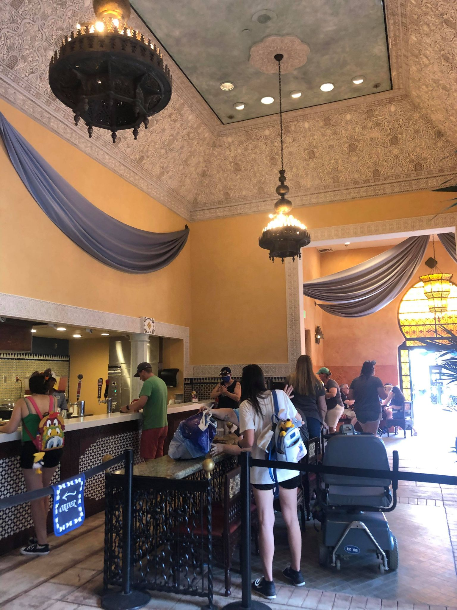 Tangierine Café: Flavors of the Medina Opens for Epcot Food & Wine Festival 6