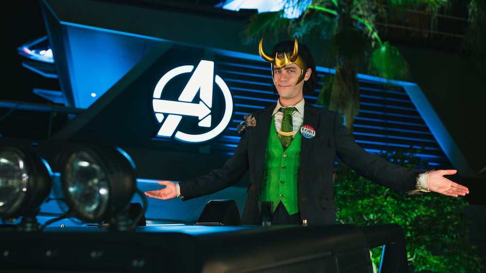 New President Loki character experience coming to Avengers Campus