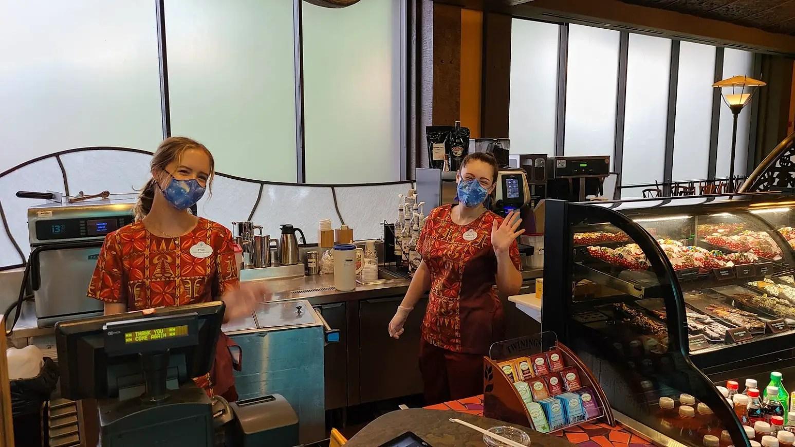 Photos: Disney's Polynesian Resort officially reopens 9