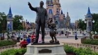 Partner statue refurbishment