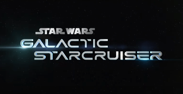 First Commercial for Star Wars: Galactic Starcruiser at Walt Disney World 1