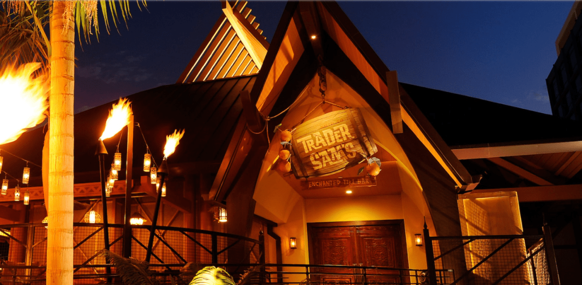 Trader Sam's will start taking reservations for lunch AND dinner beginning Aug. 11th