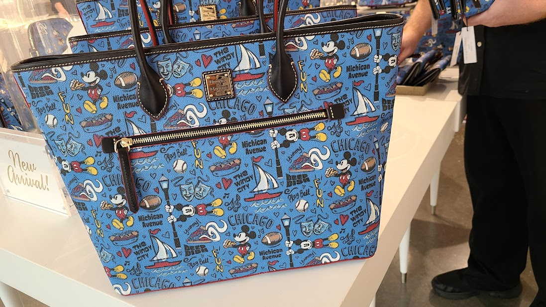 New Disney Chicago Dooney and Bourke Collection