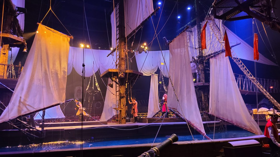 Pirates Dinner Adventure Orlando is a Swashbuckling Good Time for the Whole Family