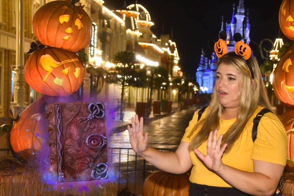 Frightfully festive Photopass photo ops available during Disney's After Hours Boo Bash