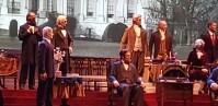 Hall of Presidents reopens with new Joe Biden Audio-Animatronic 11