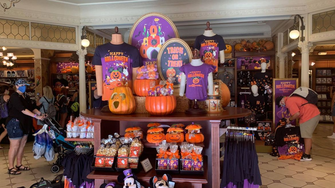Disney World limiting purchases of Halloween items to 2 per guest to prevent reselling