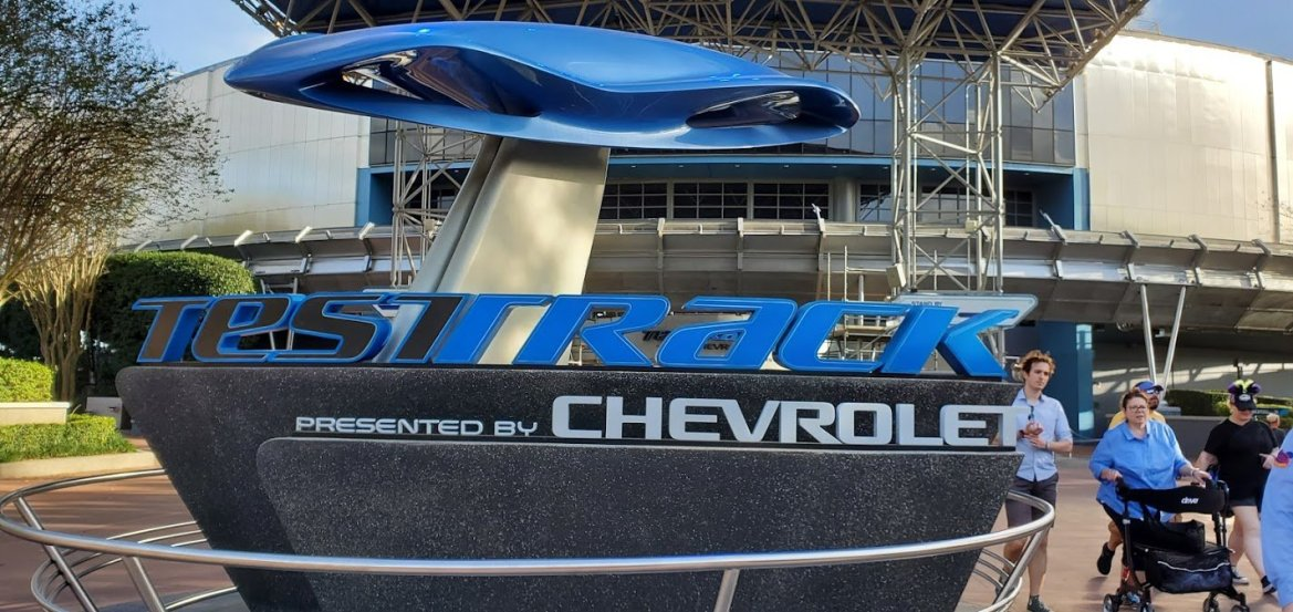 Construction to begin on Test Track in Epcot soon