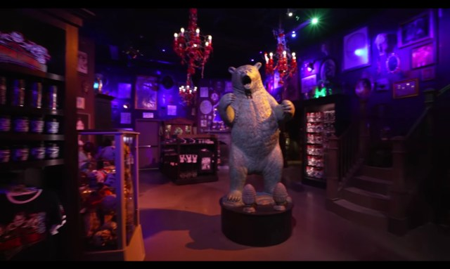 First look Inside the Halloween Horror Nights Tribute Store 2