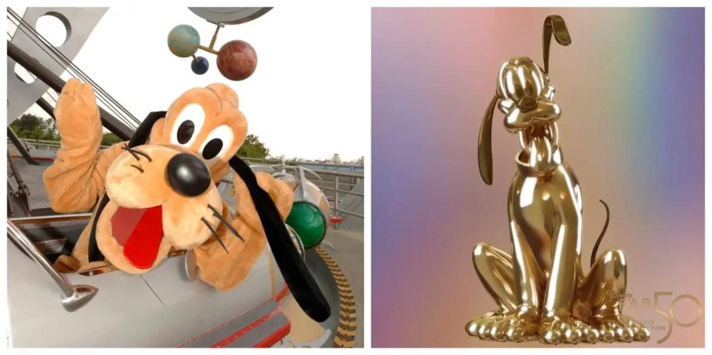 Celebrate Pluto as the next Disney Fab 50 Statue