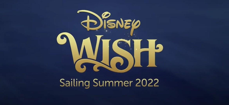 Enter to Win a Disney Cruise aboard Disney Wish in Summer 2022!